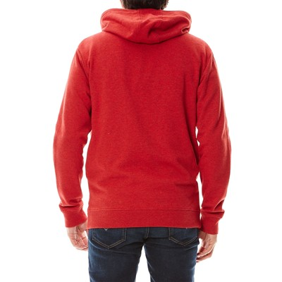 RIP CURL Rounded Rip Zt Hood - Sweat à capuche - rouge