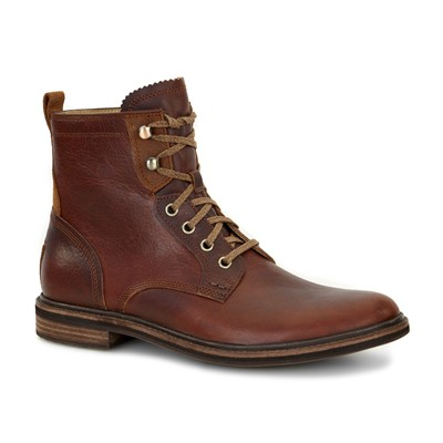 Selwood - Boots en cuir - marron