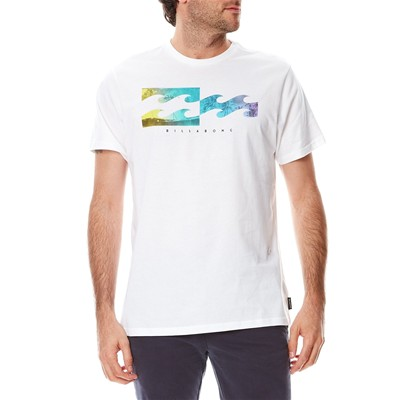 BILLABONG Inverse - T-shirt - blanc