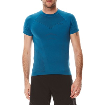 ODLO EVOLUTION WARM - T-shirt - bleu