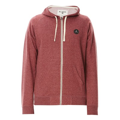 BILLABONG All Day - Sweat à capuche - rouge
