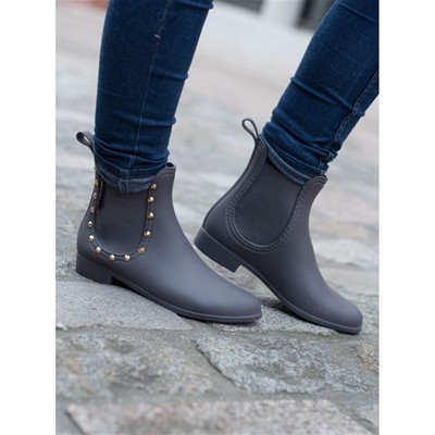 BE ONLY Angy - Boots - gris
