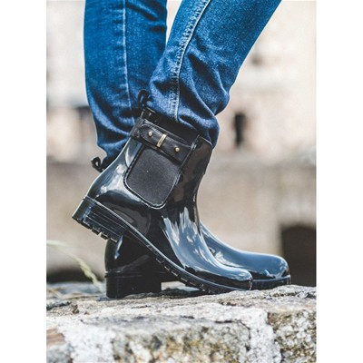 BE ONLY Kansas - Boots - noir
