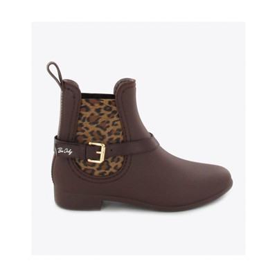 BE ONLY Ocelot - Boots - marron