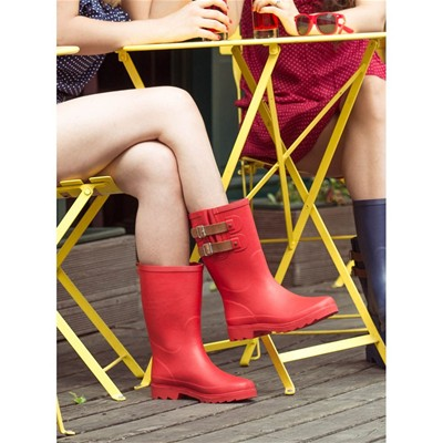 BE ONLY Vicky - Bottes - rouge