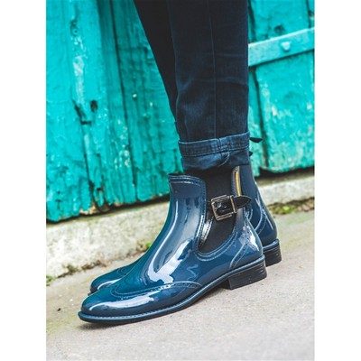 BE ONLY Apoline - Boots - bleu marine