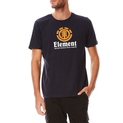 ELEMENT Vertical - T-shirt - bleu