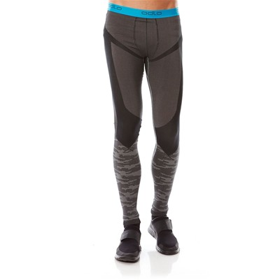 ODLO Evolution Warm Blackcomb - Legging - gris
