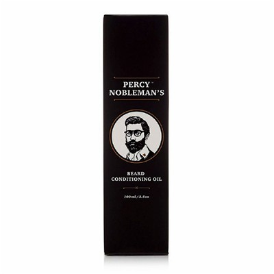 PERCY NOBLEMAN Huile à barbe - 100 ml