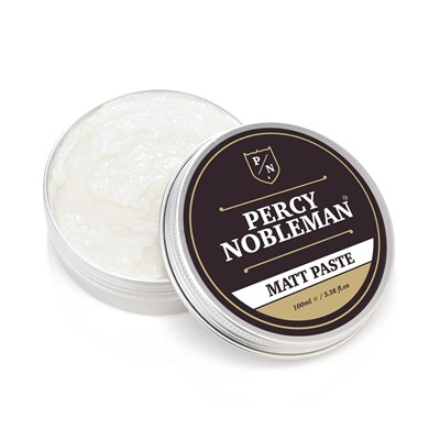 PERCY NOBLEMAN Pâte coiffante mate - 100 ml