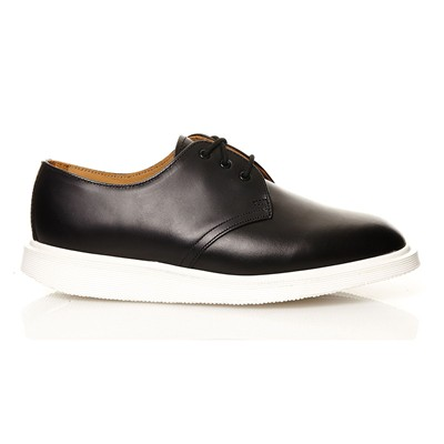 DR MARTENS Torriano - Derbies en cuir - noir
