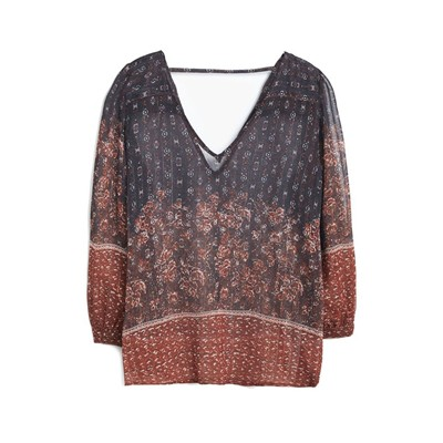 Bombacho - Blouse - multicolore