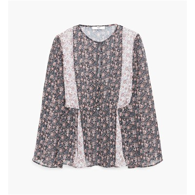 Lar - Blouse - multicolore