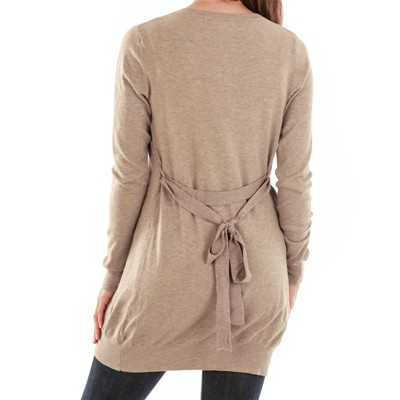 Love Maille Love Taupe Gilet Maille q4wxZ8ag