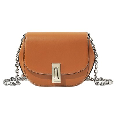 The Jane - Sac en cuir - orange