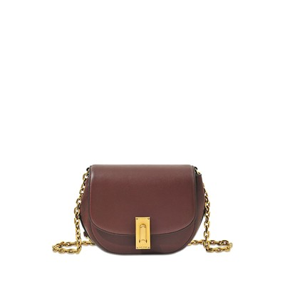 The Jane - Sac en cuir - bordeaux