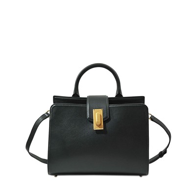 West End - Sac en cuir - noir