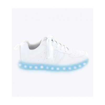 Galaxy Led - Baskets - blanc