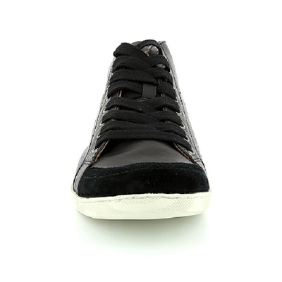 PLDM BY PALLADIUM Duke Vac - Baskets en cuir - noir