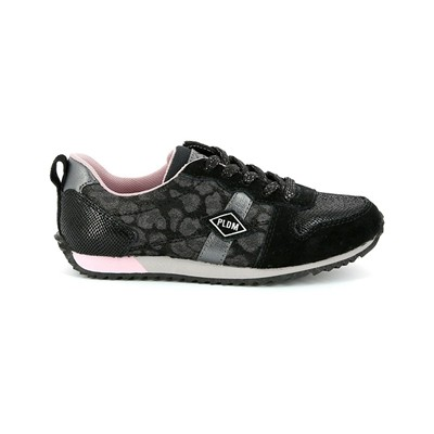 PLDM BY PALLADIUM Fenway - Baskets en cuir - noir