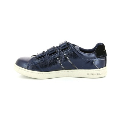 Master Got - Baskets en cuir - bleu