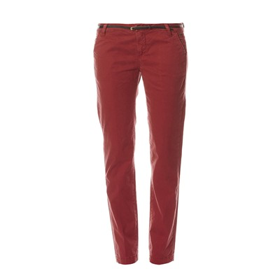 Perouz - Pantalon chino - bordeaux