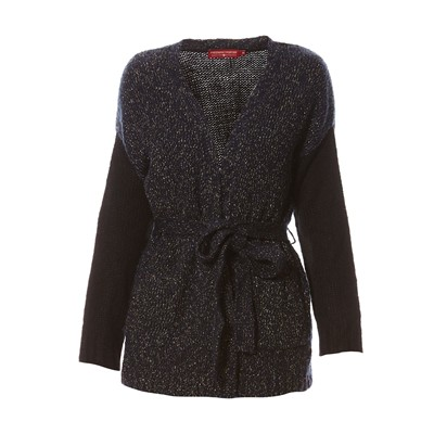 Glamy Fancy - Cardigan - bleu brut