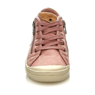 PLDM BY PALLADIUM Fabian - Baskets - vieux rose