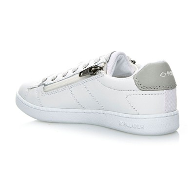 PLDM BY PALLADIUM Malo Cash - Basket en cuir - blanc