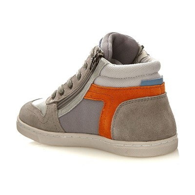 PLDM BY PALLADIUM Valou - Baskets montantes - gris