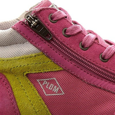 PLDM BY PALLADIUM Valou - Baskets montantes - rose
