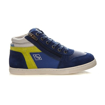 PLDM BY PALLADIUM Valou - Baskets montantes - bleu