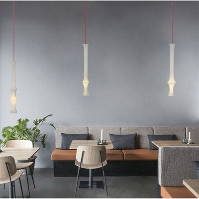 TUNG DESIGN Slim - Suspension - blanc