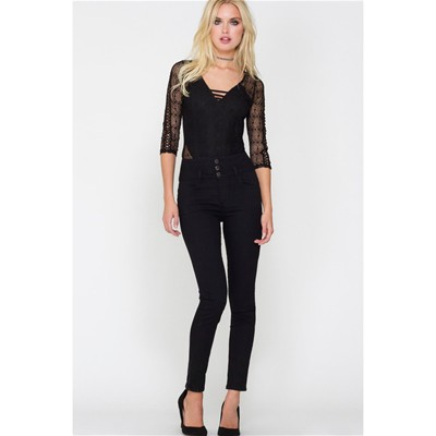 TALLY WEIJL Body - noir