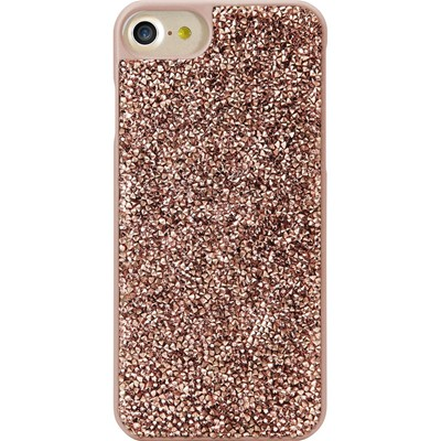 THE KASE Coque pour iPhone 7 - or
