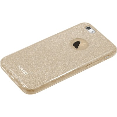 THE KASE Coque pour iPhone 6/6S - or