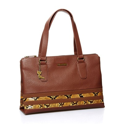 Yalley - Sac cabas - marron