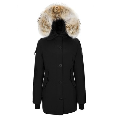 Expedition - Parka - noir