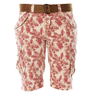 SCHOTT Short - rouge