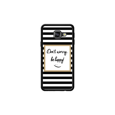 The Pour A3 Noir Samsung Worry Don't Be Happy Kase Coque Galaxy rq6TAr