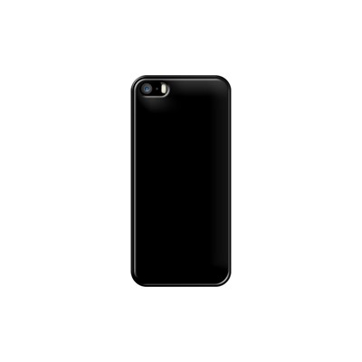 TAKE ME TO THE SEA  noir - Coque pour Apple iPhone 5, 5S et 5SE - noir