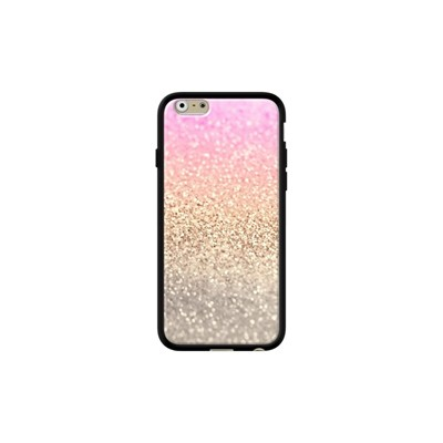 Pink Shower - Coque pour iPhone 6/6S - noir