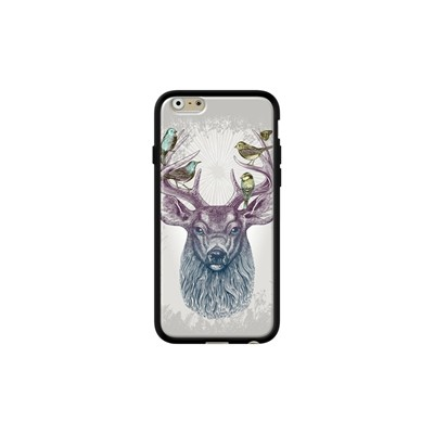 Magic buck - Coque iPhone 6 - 6s - noir