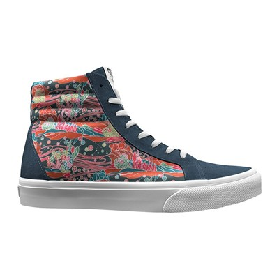Sk8-Hi Slim - Baskets montantes - multicolore
