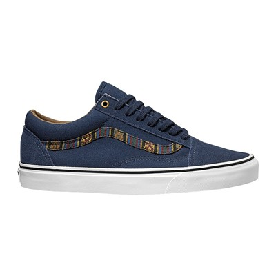 VANS Old Skool - Baskets - bleu marine