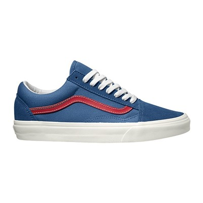 VANS Old Skool - Baskets - bleu