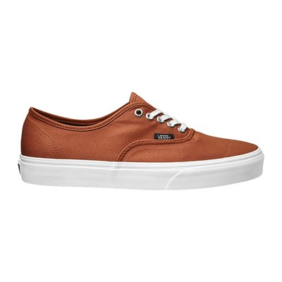 VANS Authentic - Baskets - marron clair