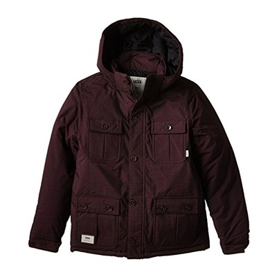 MixterII - Parka - bordeaux