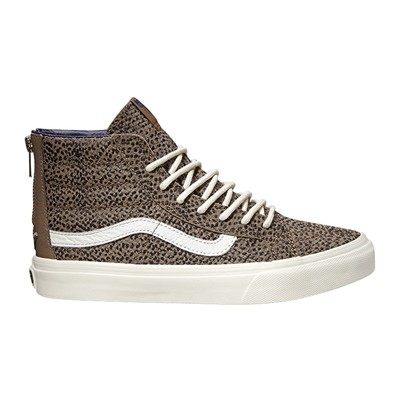 VANS Baskets montantes - taupe