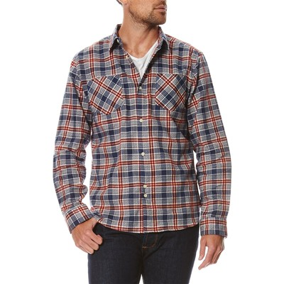 Bellfield Wisconsin - chemise - rouge